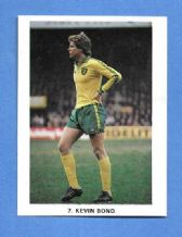 Norwich City Kevin Bond 7 (KKMM)